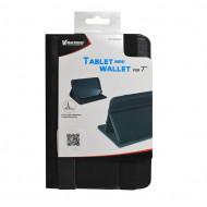 """VAKOSS 7"""" fekete tablet tok és állvány CT-3811BK"""