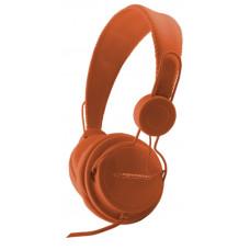 ESPERANZA Sztereó fejhallgató (narancssárga) EH148O