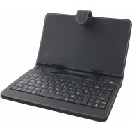 """ESPERANZA 7"""" Univerzális tablet tok + billentyűzet (angol) EK123"""