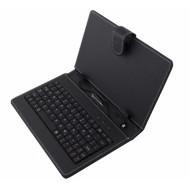 """ESPERANZA 7,85"""" Univerzális tablet tok + billentyűzet (angol) EK127"""