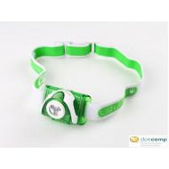 LED Lenser SEO3 Zöld fejlámpa LED-6003 SEO3-6003