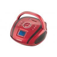 Hyundai TR1088SU3RB Boombox, USB/SD, tuner FM, aux-in HY-TR1088SU3RB