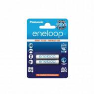 Panasonic Eneloop R03/AAA 750mAh, 2 Pcs, Blister BK-4MCCE-2BE