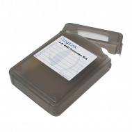 LOGILINK - 3.5'' HDD védő doboz  black UA0133B