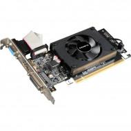 Gigabyte GeForce GT 710, 2GB DDR3 (64 Bit), HDMI, DVI, D-Sub GV-N710D3-2GL