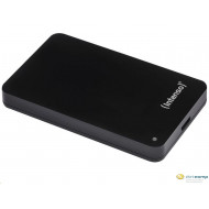 Intenso MemoryCase külső merevlemez, 1TB, 2.5'', USB 3.0, fekete 6021560