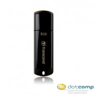 Transcend Jetflash 350 8GB fekete USB memória TS8GJF350