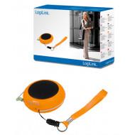 Logilink Hordozható MP3 hangszóró, narancs SP0016