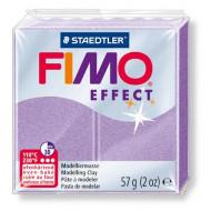 "FIMO Gyurma, 57 g, égethető, FIMO ""Effect"", lila gyöngyház"