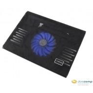 ESPERANZA SOLANO Notebook hűtőpad 1 ventilátorral EA142