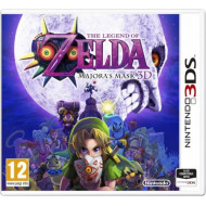 The Legend of Zelda: Majora's Mask Nintendo 3DS játékszoftver - NI3S710
