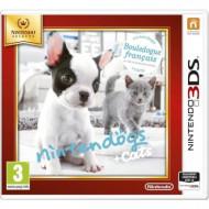 Nintendogs+Cats-French Bull&amp,new Friends Select Nintendo 3DS játékszoftver - NI3S504