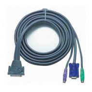 ATEN konzol kábel PS/2 KVM 2L-1603P