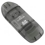 MK-Esperanza TA101K fekete USB2   kártyaolvasó