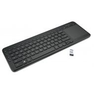 Microsoft All-in-One Media Keyboard USB Port Eng Intl Euro Hdwr N9Z-00022