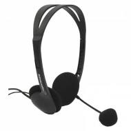 ESPERANZA SCHERZO mikrofonos sztereó fejhallgató EH102