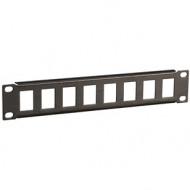 "CONTEG patch panel 10"" 1U 8p"