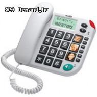 Telefon MAXCOM KXT480 White KXT480BI