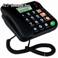 Telefon MAXCOM KXT480 Black KXT480CZ