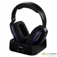 Thomson WHP3311B vezeték nélküli fejhallgató fekete /131959/