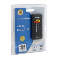 ESPERANZA 4-portos USB2.0 HUB EA112