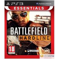 BATTLEFIELD HARDLINE ESSENTIAL PS3 CZ/SK/HU 1036972