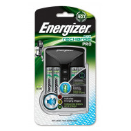 Battery charger ENERGIZER Pro Charger + 4 rechargeable Power Plus AA batteries 7638900398373