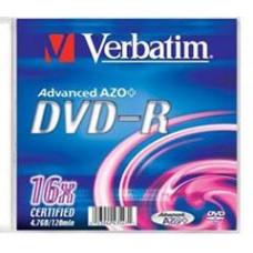 Verbatim DVD-R 4.7GB 16x DVD lemez