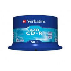VERBATIM CD-R 700MB / 80 perc 50db/henger