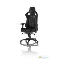 996dd046c990 Noblechairs EPIC Gamer szék BŐR Fekete NBL-RL.