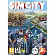 PC SIMCITY játék szoftver  - használt