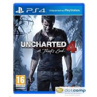 SONY PS4 Játék Uncharted 4 A Thiefs End PS719454717