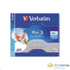Verbatim 25GB 6x Blu-Ray írható lemez