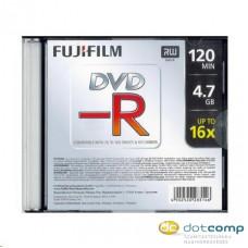 Fuji DVD-R 4,7GB 16X DVD lemez slim tok /17652/