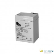 Long Way zselés akkumulátor 12V 4 / 4,5AH (DJW12-4,5)
