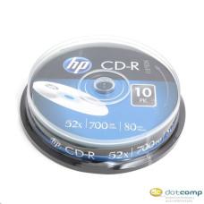 HP 80'/700MB 52x CD lemez hengeres 10db/henger