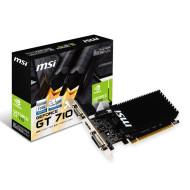 MSI GT 710 2GB DDR3 Passzív V809-2000R