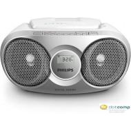 Philips AZ215S/12 hordozható CD lejátszó ezüst