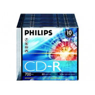 PHILIPS CD-R80 slim 52X