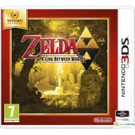 The Legend of Zelda A Link Between Worlds Selects (3DS)