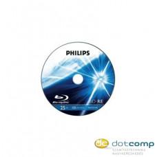 Philips BD-RE25 25GB 2x újraírható normál tokos  Bluray lemez