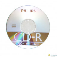 Philips CD-R 80'/700MB lemez