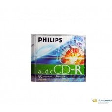 Philips CD-R Audio 80'/700MB zenei lemez
