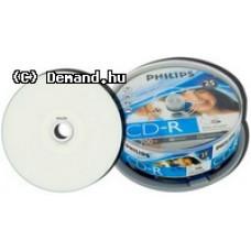 CDR HP 80' Nyomtatható 25db/henger CR7D5JB25/00