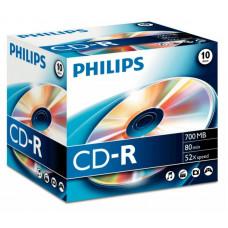 Philips CD-R80 52x írható CD