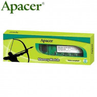 Apacer 2GB DDR3 1333MHz (128x8, PC10600, CL9.0)
