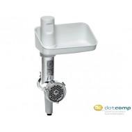 Bosch MUZ5FW1 Húsdaráló fehér alumínium öntvény