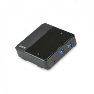 ATEN USB Periféria Megosztó USB3.0 2PC/4eszköz US234