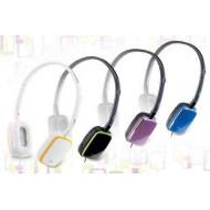 GENIUS GHP-420S Fejhallgató Purple Fejhallgató.2.0.3.5mm.32Ohm.20 - 20000Hz.Purple