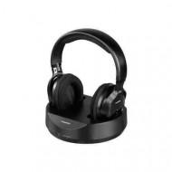 THOMSON WHP3001BK Wireless Headphones Fejhallgató,2.0,3.5mm,32Ohm,20-20000Hz,Wireless,Hatótáv:100m,Black,lásd részletek